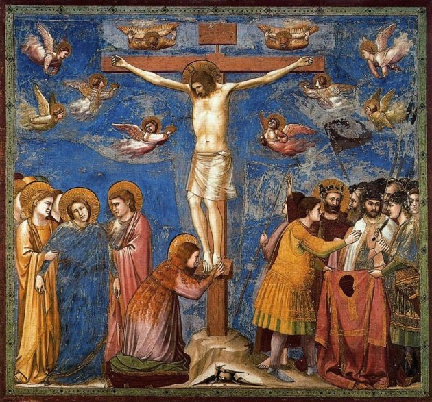 Crucifixao_Giotto
