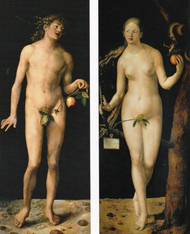 Adão_e_Eva_Dürer