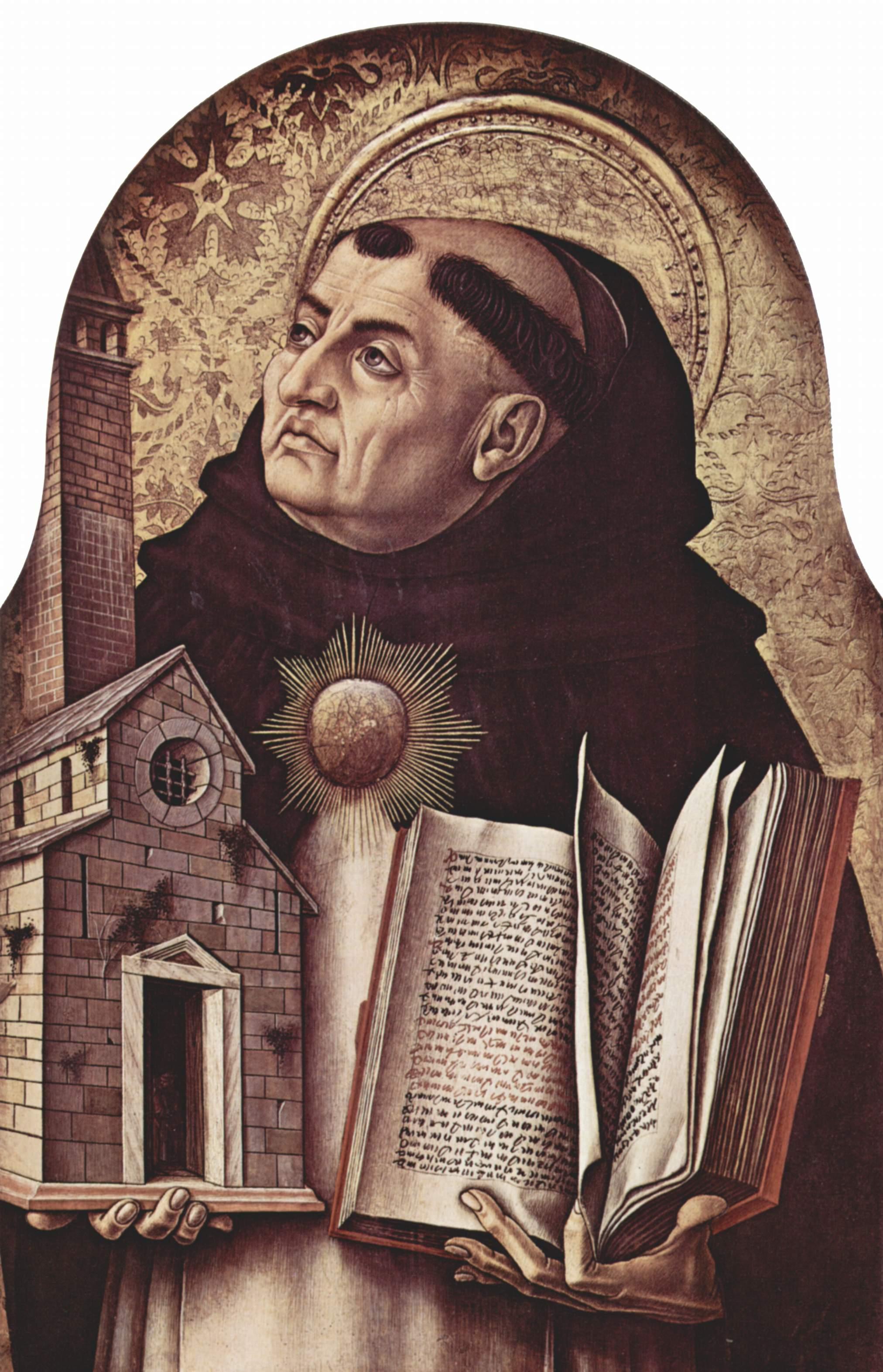 Resultado de imagem para santo TOMAS DE AQUINO