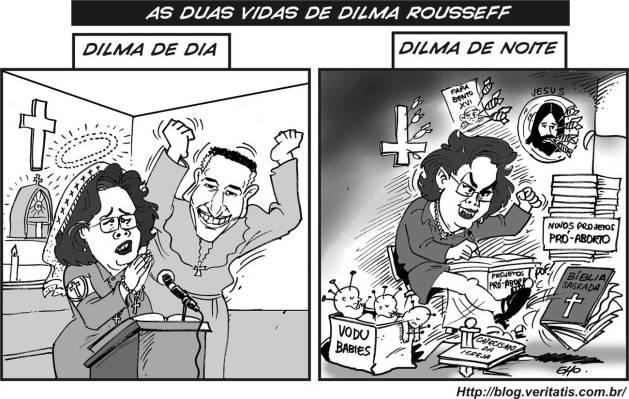 As Duas Vidas de Dilma