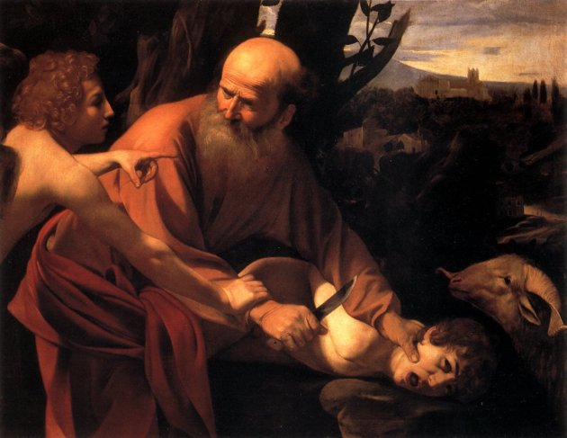 The_Sacrifice_of_Isaac_by_Caravaggio (1)