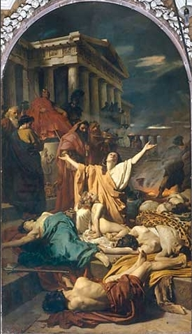 Ciseri,_Antonio_-_Das_Martyrium_der_sieben_Makkabäer_-_1863