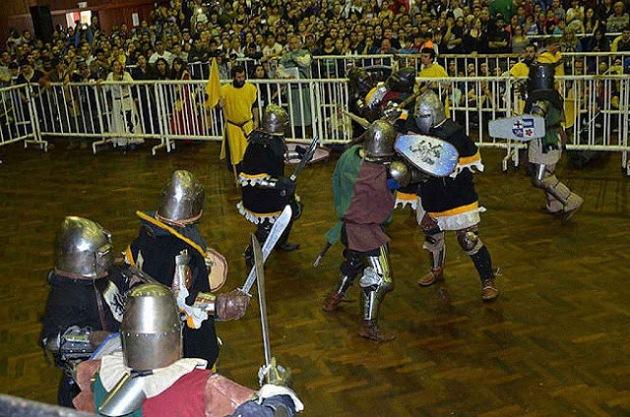 Combate Medieval2